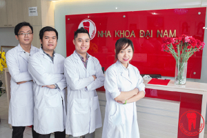 Dai Nam Dental is committed to bring you the best quality with a team of professional dentist, modern equipment