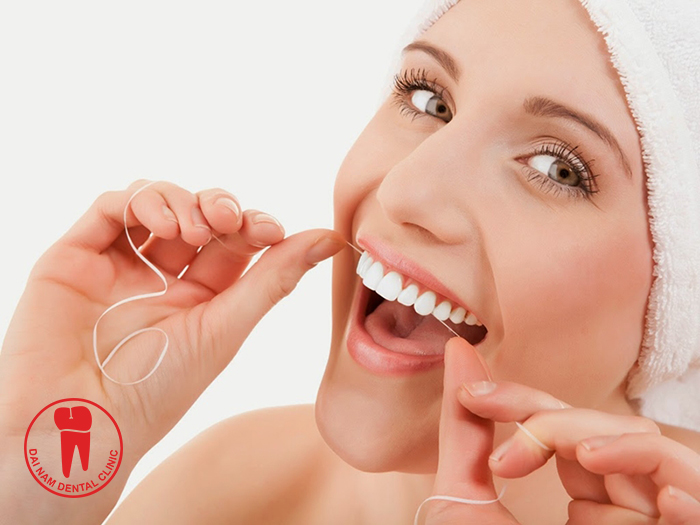 Maintain oral care habits