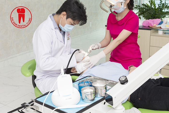 Fillings is a common method of dental treatment