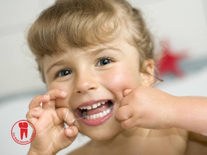 Milk teeth are very important for the development of permanent teeth