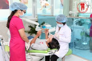 Oral examinations every 6 month at Dai Nam dentistry