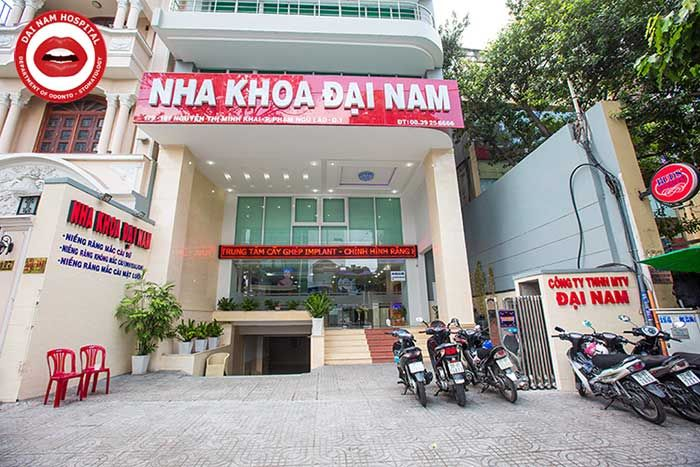 Dai Nam Stomatological Hospital
